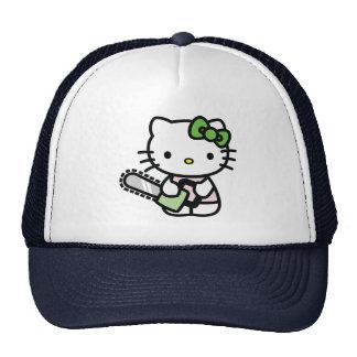 Cap trucker Hell Kitty Trucker Hat