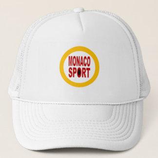 CAP TRUCKER   MONACO SPORT