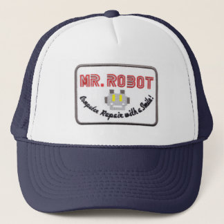 Cap Trucker Mr.Robot