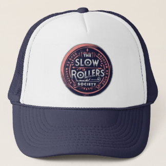 Cap Unisex The Slow Rollers Society