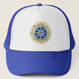 Cap with Wind rose