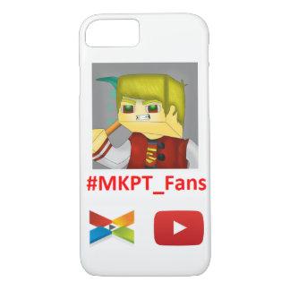 Capa para IPhone 7 MrKennyPT (para fãs) iPhone 8/7 Case