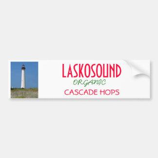 Cape%20May%20Lighthouse1, LASKOSOUND, ORGANIC, ... Bumper Sticker
