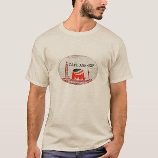 Cape Ann GOP t-shirt - logo only