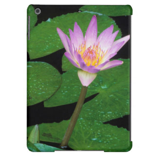 Cape Blue Water Lily (Nymphaea Capensis) iPad Air Cover