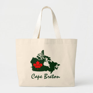 Cape Breton  Customizable love  Province tote bag