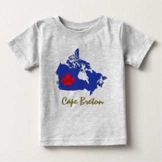 Cape Breton Customize Love Canada province shirt