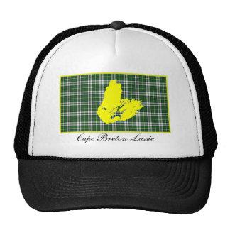 Cape Breton Lassie Trucker Hat