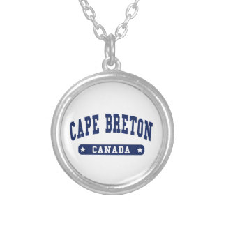 Cape Breton Silver Plated Necklace