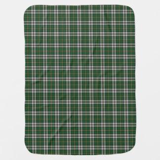 Cape Breton Tartan blankie Receiving Blankets