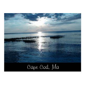 Cape Co Massachusetts Post Card