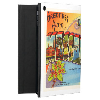 Cape Cod #2 Massachusetts MA Old Travel Souvenir iPad Air Cases