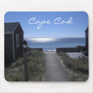 Cape Cod at Dusk Mousepad