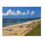 Cape Cod Bay Beach Truro Postcard