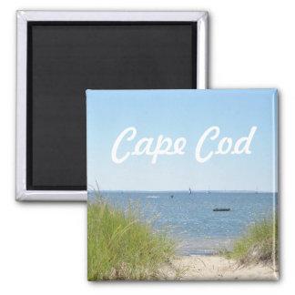 Cape Cod beach photo Magnet