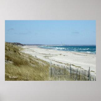 Cape Cod Beach Poster
