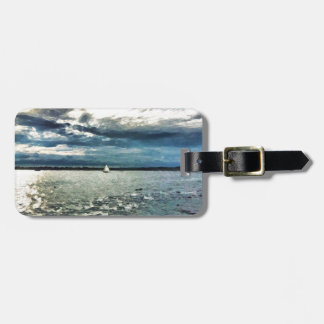 Cape Cod Boating Gifts Luggage Tag