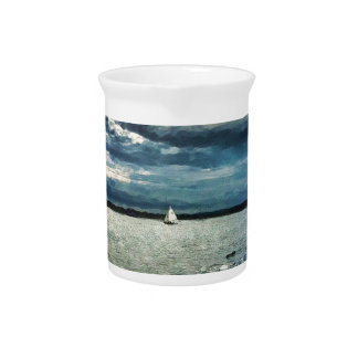 Cape Cod Boating Gifts Pitcher