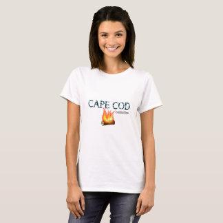 Cape Cod Campfire Ladies Tee
