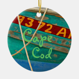 Cape Cod Christmas Ornament
