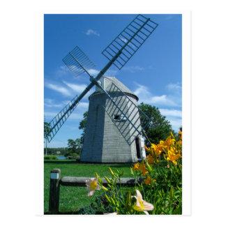 Cape Cod Classic Postcard -Jonathan Young Windmill