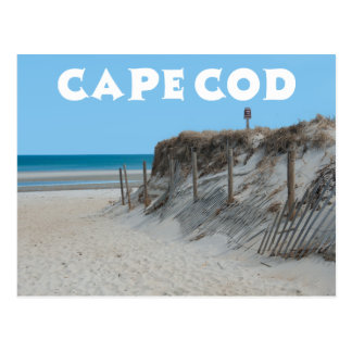 Cape Cod, Dennis Massachusetts  USA Postcard