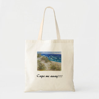 Cape Cod Dunes Tote Bag