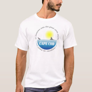 Cape Cod Great White Shark T-Shirt
