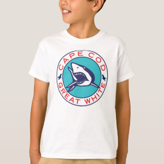 Cape Cod Great White Tee