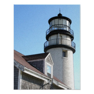 Cape Cod Light Poster
