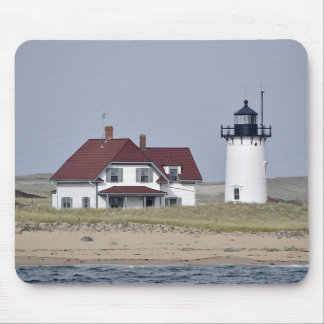 Cape Cod  Lighthouse Provincetown MA Mousepad