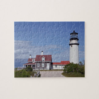Cape Cod Lighthouse Puzzle