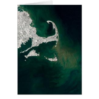 Cape Cod, Martha's Vineyard and Nantucket Card