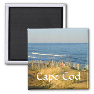 Cape Cod Massachusetts Heaven On Earth Magnet