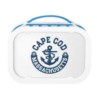 Cape Cod Massachusetts Lunch Box