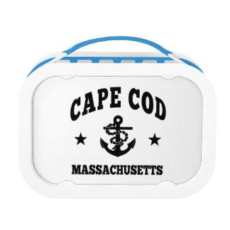 Cape Cod Massachusetts Lunchbox