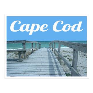 Cape Cod, Massachusetts Post Card