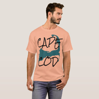 Cape Cod Massachusetts shirt