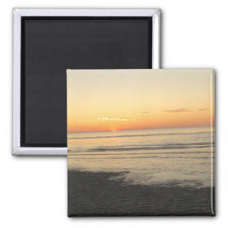 Cape Cod, Massachusetts Sunset souvenir Magnet