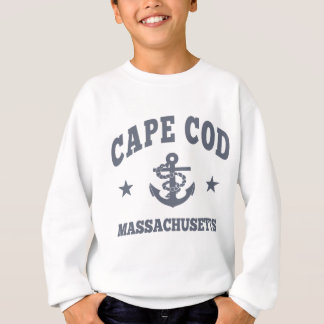 Cape Cod Massachusetts Sweatshirt