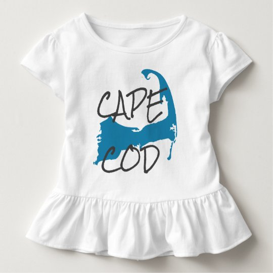 Cape Cod Massachusetts Toddler Shirt