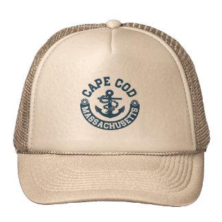 Cape Cod Massachusetts Trucker Hat