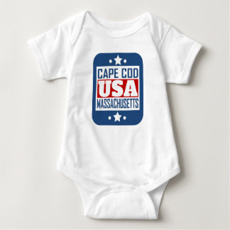 Cape Cod Massachusetts USA Baby Bodysuit