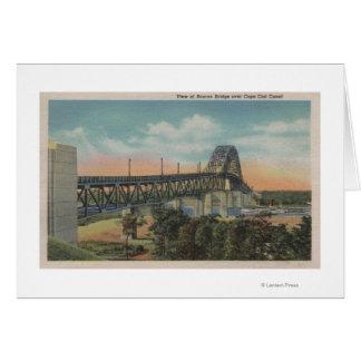 Cape Cod, MassachusettsView of Bourne Bridge Card