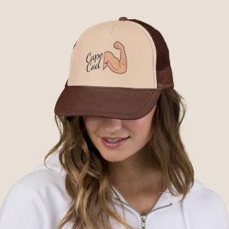 Cape Cod Muscle Trucker Hat