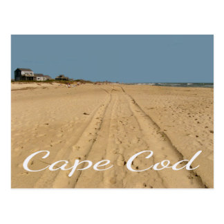 Cape Cod Nantucket, Massachusetts - USA America Postcard