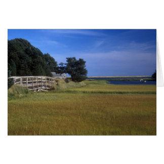 Cape Cod National Seashore Nauset Marsh Trail Card