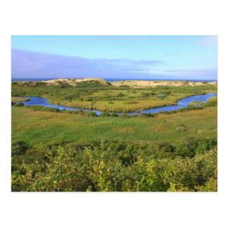 Cape Cod National Seashore Pilgrim Heights Postcard