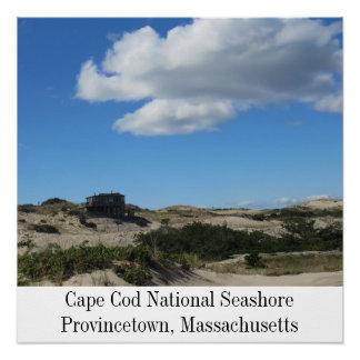 Cape Cod National Seashore- Provincetown Poster