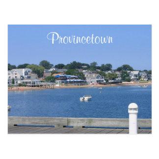 Cape Cod, Provincetown Massachusetts Post Card